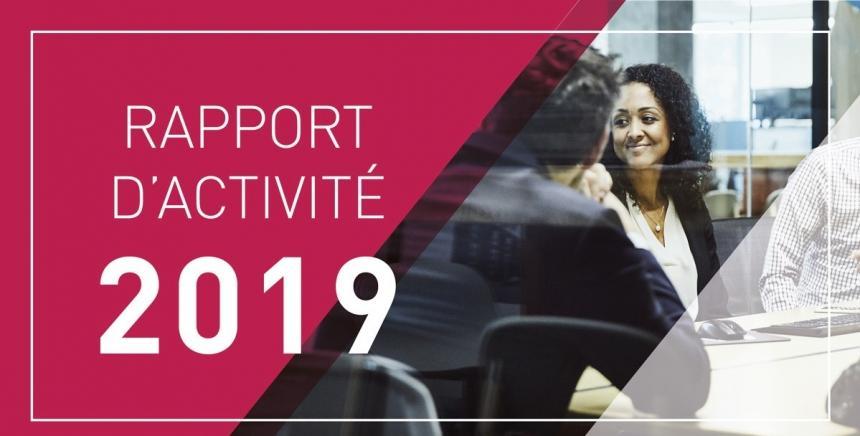 Le rapport d'activité du CNFPT