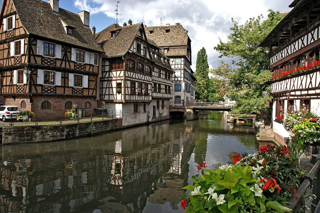 La destination Strasbourg