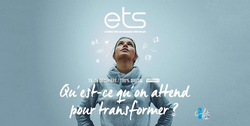 ETS - Le rendez-vous des managers territoriaux